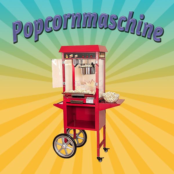 Eventverleih im Raum Leipzig, Sachsen, popcornmaschiene